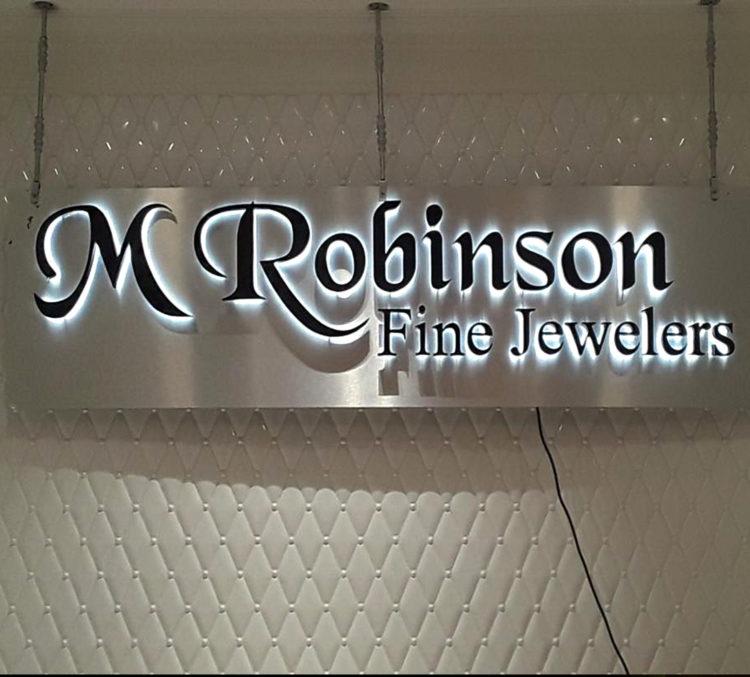M Robinson Fine Jewlers
