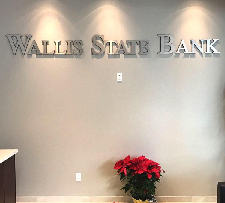 WALLIS State Bank